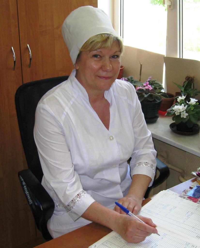 Селютина Марина Петровна